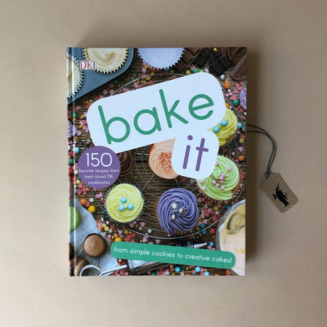 Bake It Cookbook - Books (Children's) - pucciManuli