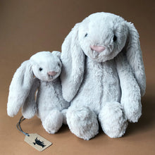 Load image into Gallery viewer, Bashful Bunny | Oatmeal - Stuffed Animals - pucciManuli