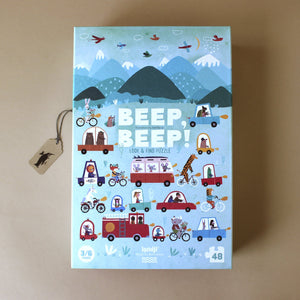 Beep, Beep! Puzzle - Puzzles - pucciManuli