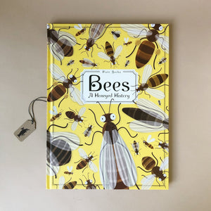 Bees A Honeyed History Book - Books (Children's) - pucciManuli