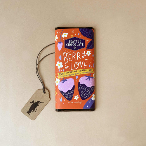Berry In Love Chocolate Truffle Bar - Food - pucciManuli