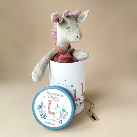 bibiscus-the-giraffe-with-rose-accents-in-cylindrical-gift-box