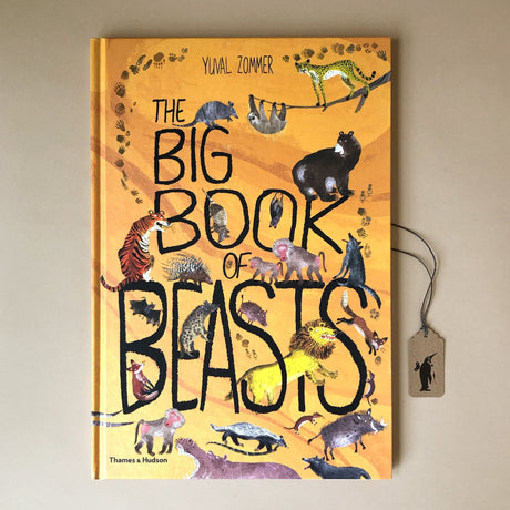 Big Book of Beasts - Books (Children's) - pucciManuli