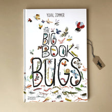 Load image into Gallery viewer, Big Book of Bugs - Books (Children's) - pucciManuli
