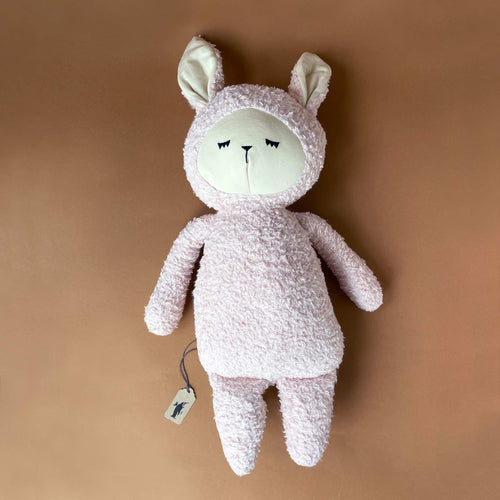 Big Organic Cotton Buddy Doll | Bunny - Stuffed Animals - pucciManuli