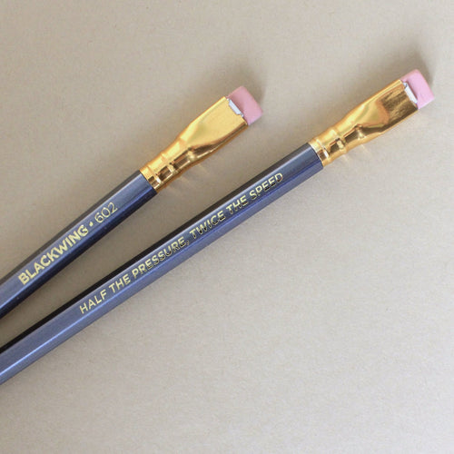 two-blackwing-602-firm-pencils-with-pink-erasers