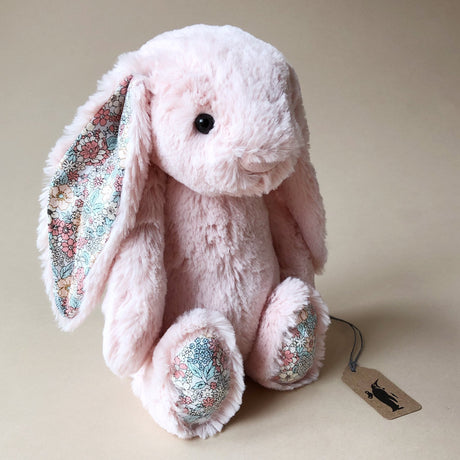 Blossom Bunny Blush | Medium - Stuffed Animals - pucciManuli