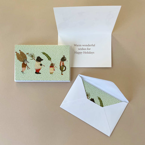 Boxed Notecard Set | Christmas Procession - Christmas - pucciManuli