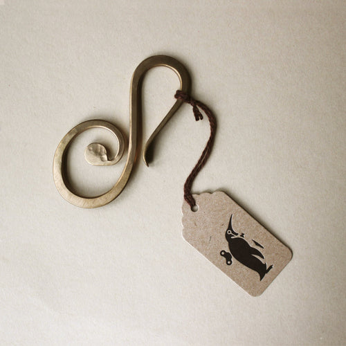 Bronze Key Clip - Accessories - pucciManuli