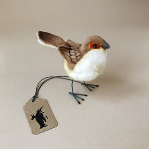 Little Wren | Female - Stuffed Animals - pucciManuli