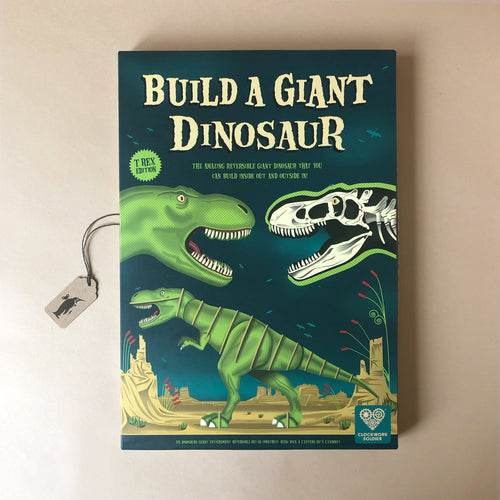 Build Your Own Giant Dinosaur - Arts & Crafts - pucciManuli