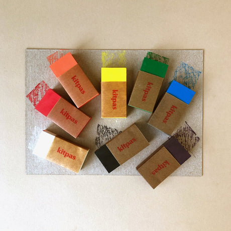 Buttery Soft Block Crayons - Arts & Crafts - pucciManuli