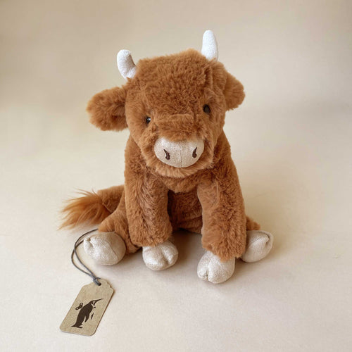 Callie Cow - Stuffed Animals - pucciManuli
