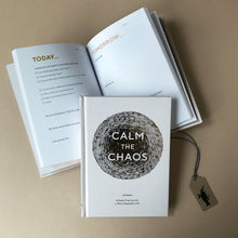Load image into Gallery viewer, Calm The Chaos Journal - Books (Adult) - pucciManuli