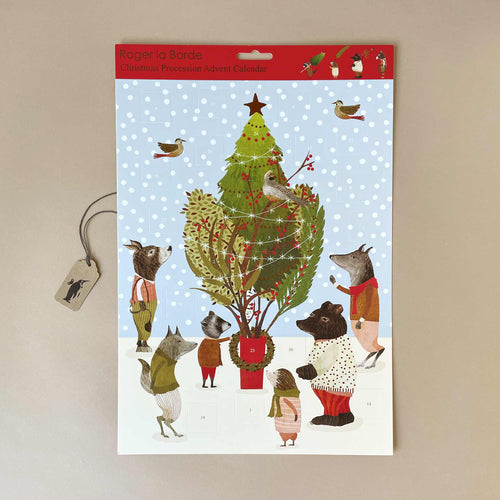 christmas-procession-advent-calendar-forest-animals-in-winter-clothes-around-christmas-tree