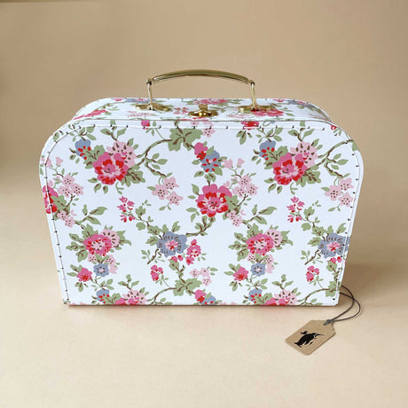 Cottage Rose Suitcase| Large - Storage - pucciManuli