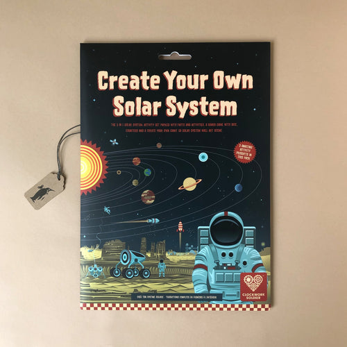 Create Your Own Solar System - Arts & Crafts - pucciManuli