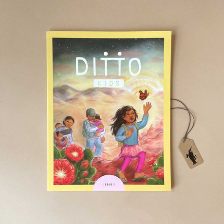 ditto-kids-magazine-issue-one-front-cover
