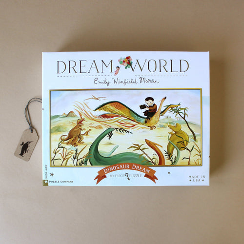 Dream World Dinosaur Dream 80pc Puzzle - Puzzles - pucciManuli