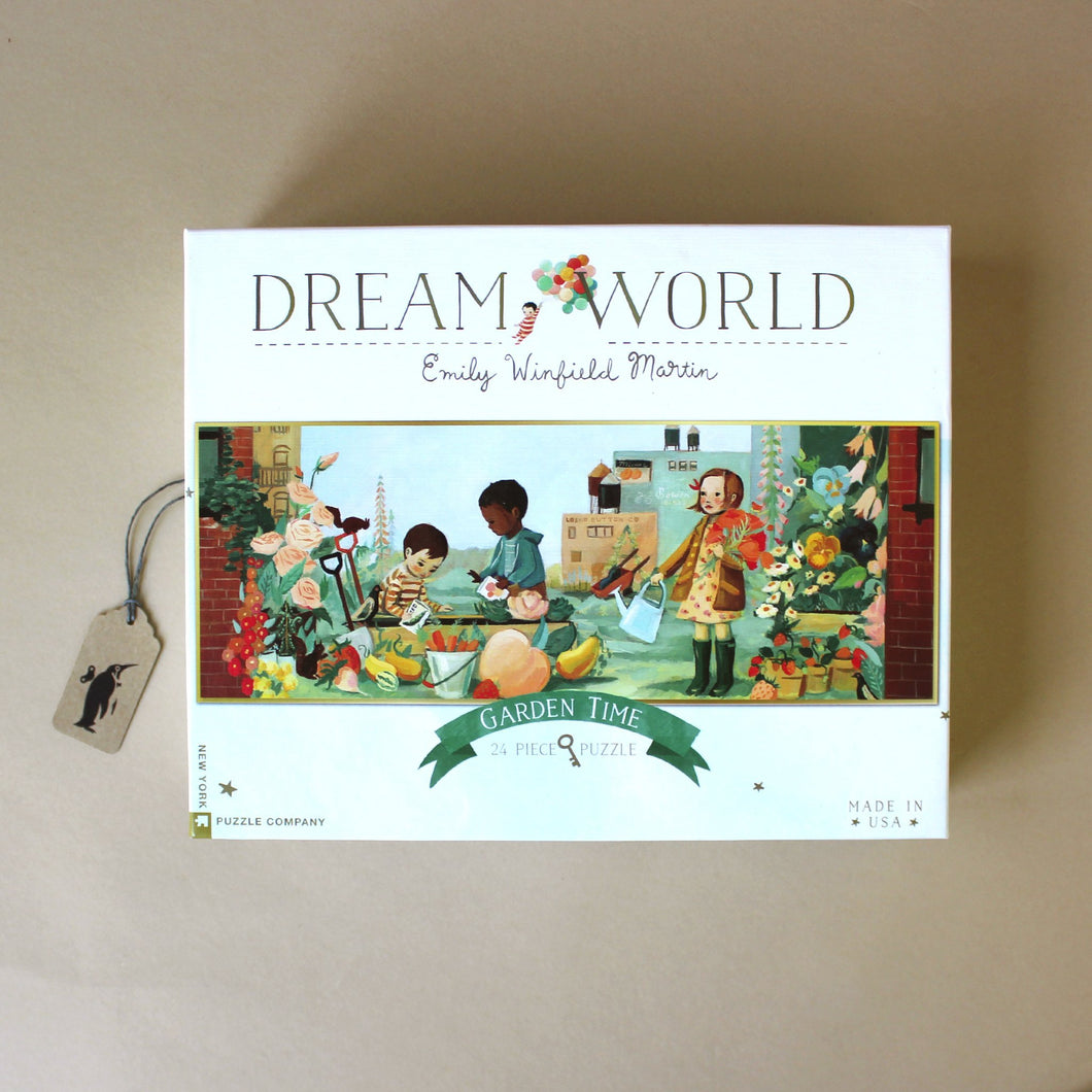 Dream World Garden Time 24pc Puzzle - Puzzles - pucciManuli