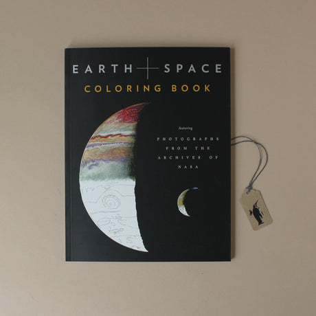 Earth + Space Coloring Book - Arts & Crafts - pucciManuli