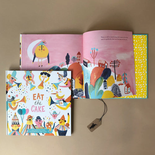 Eat the Cake Book - Books (Children's) - pucciManuli
