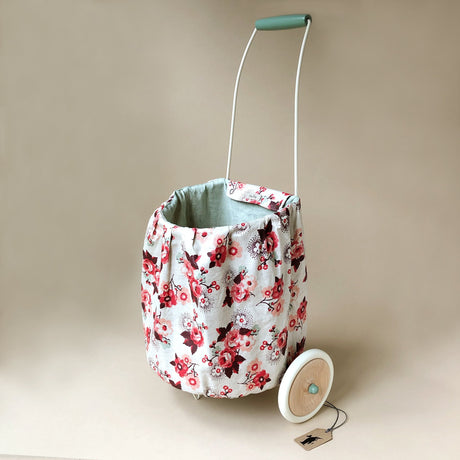 Fabric Trolley | Rose - Pretend Play - pucciManuli