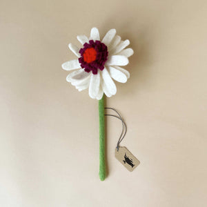 Felted Cone Flower - Home Decor - pucciManuli