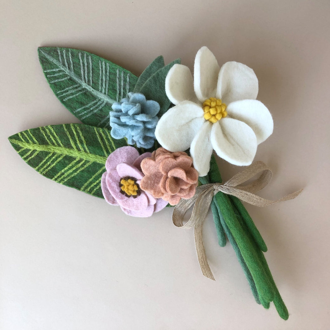 Felted Flower Bouquet | Jayme - General - pucciManuli