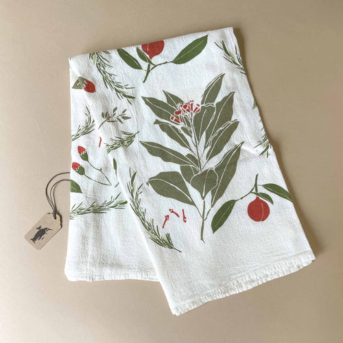 festive-flavors-kitchen-tea-towel-with-berry-and-branch-pattern