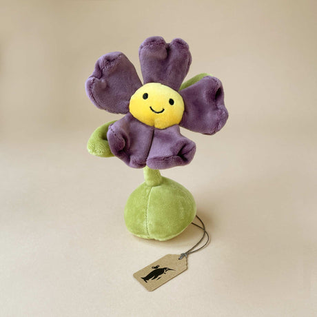 Flowerlette Pansy - Stuffed Animals - pucciManuli