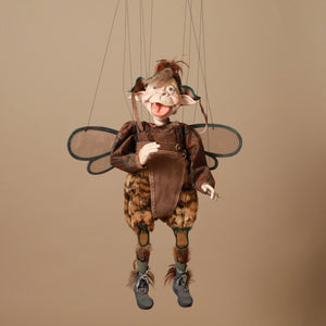 Flying Troll Marionette - Puppets - pucciManuli
