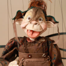 Load image into Gallery viewer, Flying Troll Marionette - Puppets - pucciManuli