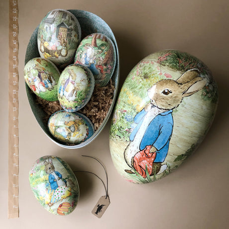German Easter Egg - Beatrix Potter - Easter - pucciManuli