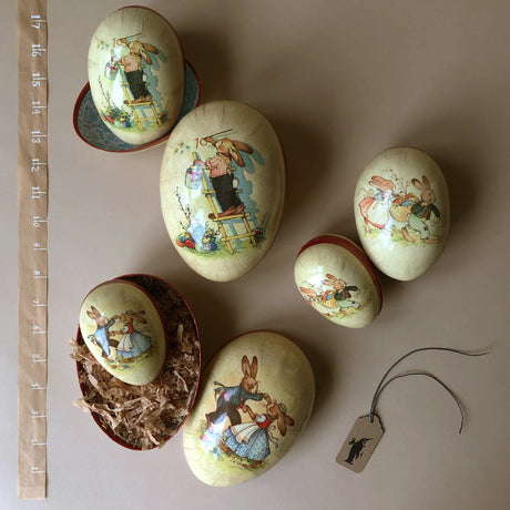 German Easter Egg - Happiness - Easter - pucciManuli