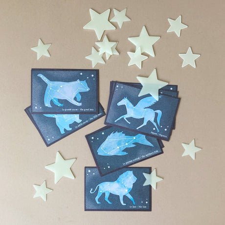 Glow-in-the-Dark Constellations - Curiosities - pucciManuli
