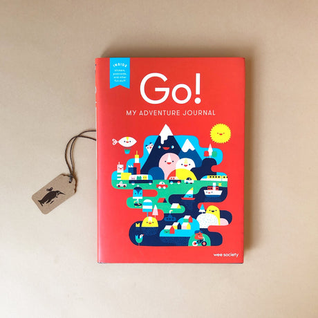 Go! My Adventure Journal - Stationery - pucciManuli