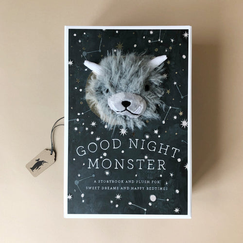 Good Night Monster Gift Set - Books (Children's) - pucciManuli
