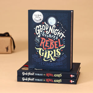 Good Night Stories for Rebel Girls Book - Books (Children's) - pucciManuli