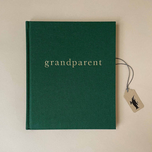 grandparent-journal-with-dark-green-fabric-cover
