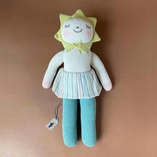 Hand-Knit Nova the Star - Stuffed Animals - pucciManuli