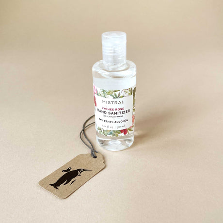 Hand Sanitizer Gel | Lychee Rose - Bath & Body - pucciManuli