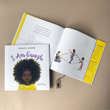 I Am Enough Book - Books (Children's) - pucciManuli
