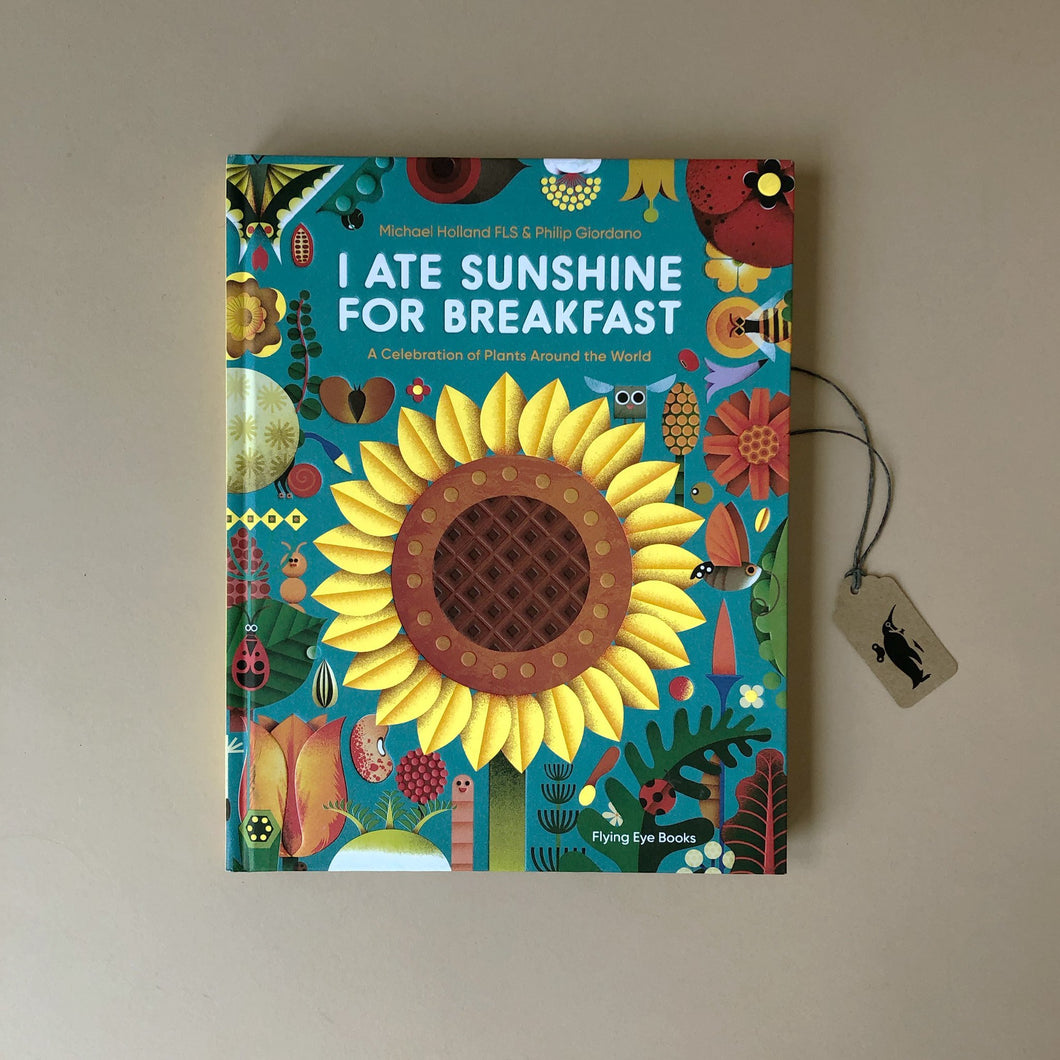 I Ate Sunshine For Breakfast - Books (Children's) - pucciManuli