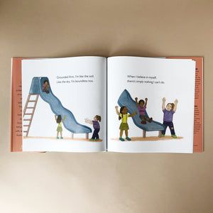 i-believe-i-can-interior-page-illustrated-with-children-on-a-slide