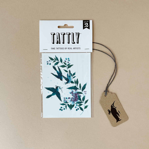 Julia Temporary Tattoo - Accessories - pucciManuli