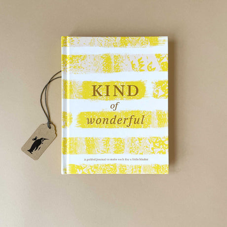 Kind of Wonderful Journal - Stationery - pucciManuli