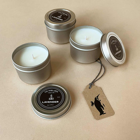 Lavender Candle | Travel Size - Home Accessories - pucciManuli