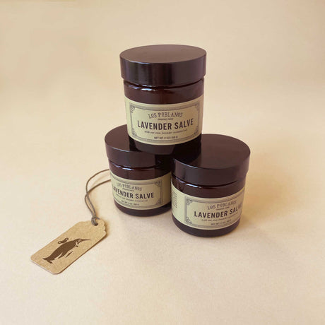 Lavender Hand Salve | Small - Bath & Body - pucciManuli