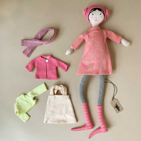 Les Filles | Hortense - Dolls & Doll Accessories - pucciManuli